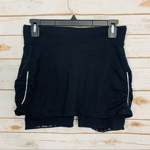 Athleta Activewear Black 2 in 1 Contender …